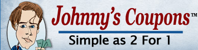 Johnny's Coupons - Home